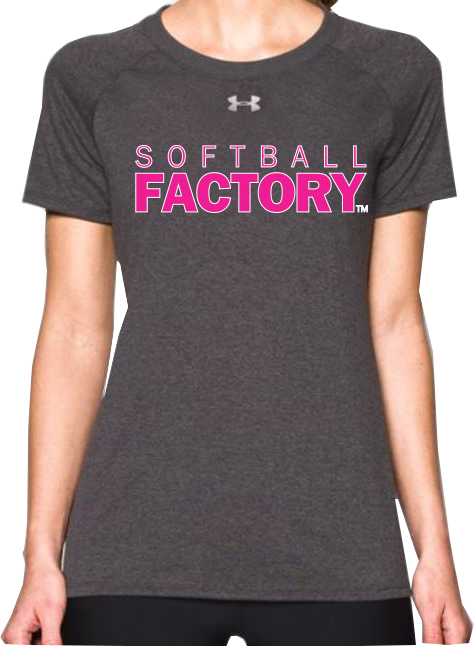 SF Women's Carbon Locker Tee