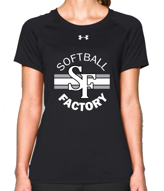 SF Women's Black Locker