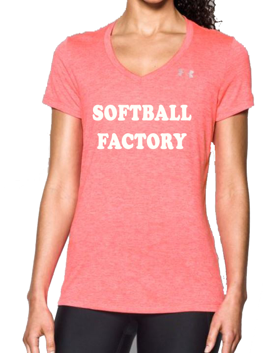 SF Women's Vneck